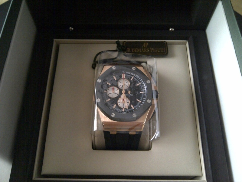 Audemars Piguet Royal Oak Offshore Novelty