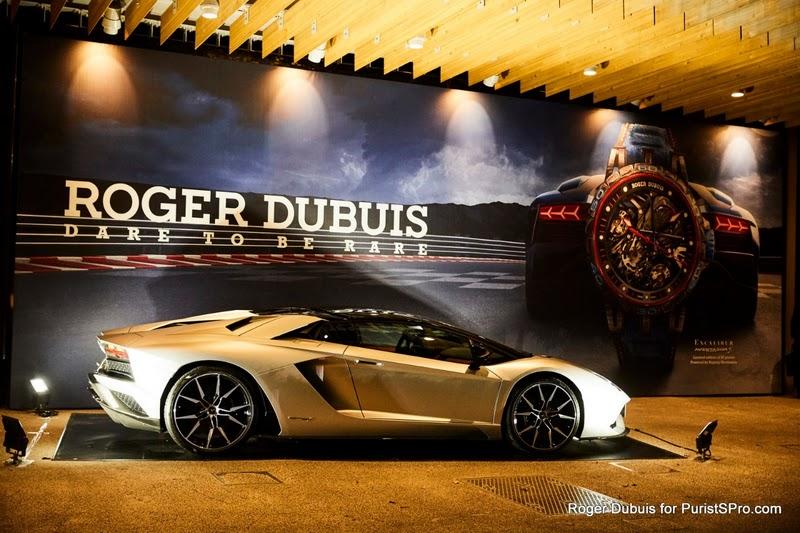 Roger Dubuis And Lamborghini
