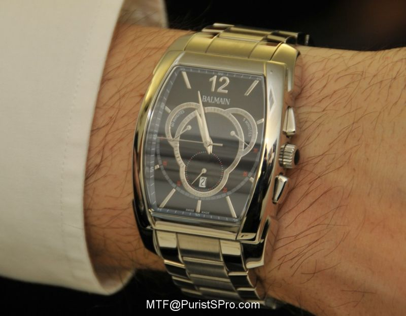 basel sihh 2015 baselworld 2010 balmain swiss watches by men s watches as well as sponsor of the miss switzerland contest in recent years balmain has also brought out a miss suisse collection of watches