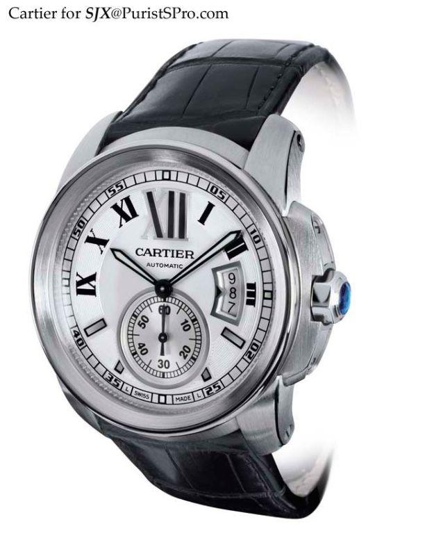 Cartier Calibre De Cartier Mens