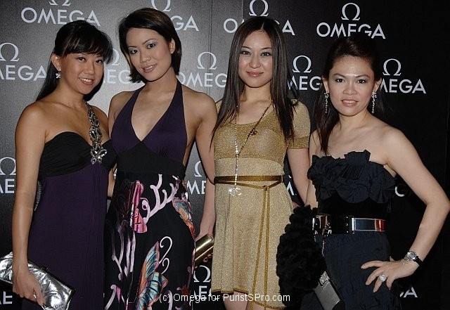 Omega - 50th Anniversary Speedmaster Exhibition Singapore