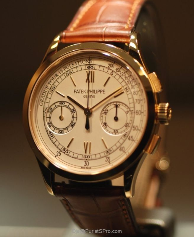 Patek Philippe - Basel 2010  some live pics of the new range of ... 3c6e5ced61