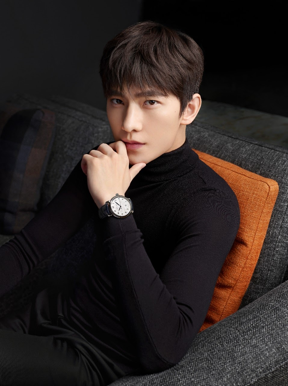 News Central Chinese Actor Yang Yang Is Montblanc S Newest Brand Ambassador