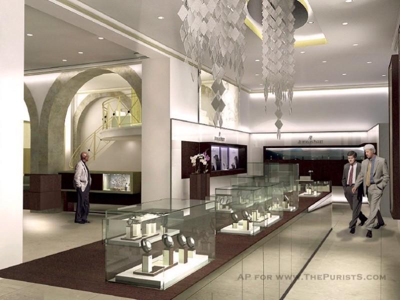 Audemars Piguet Audemars Piguet Opens Its New Boutique In Geneva