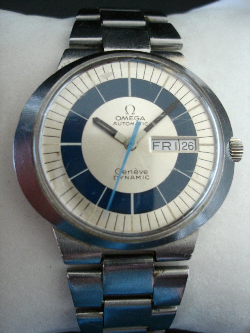 b1598fa3e Omega - Omega Dynamic Genève / Dynamic I, 1972 model