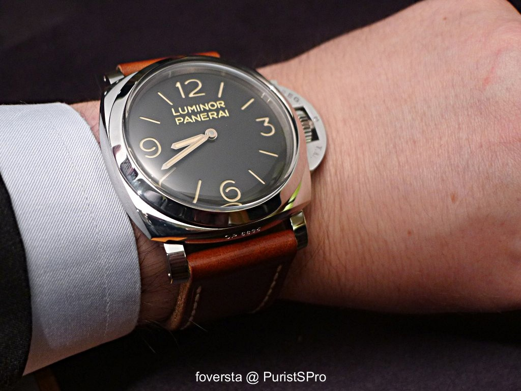 Luminor panerai watch starting price