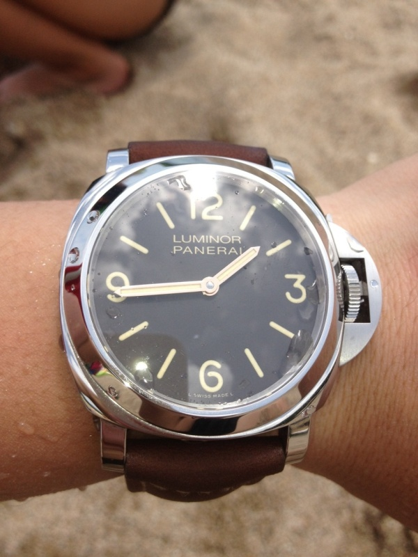 The perfect beach watch
