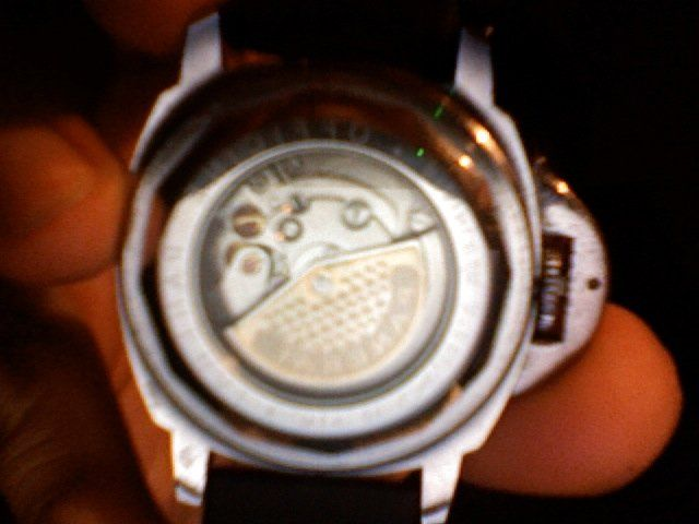 Signs Of A Panerai fake