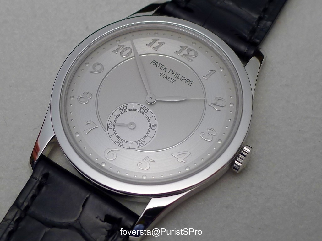 Patek Philippe Hands On Review Of The Patek Philippe 5196p