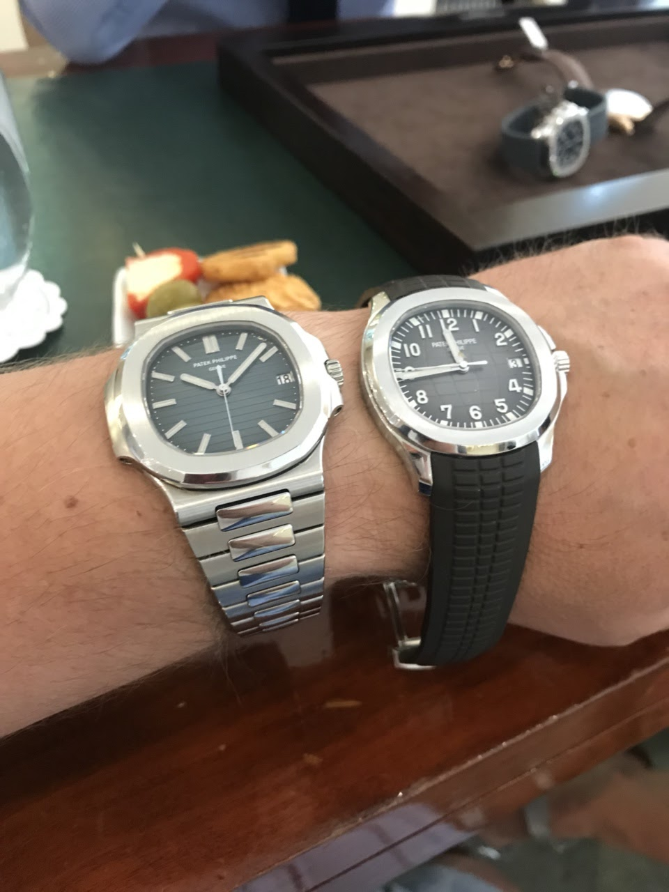 Patek Philippe Will The Aquanaut Go The Same Way As The 5711