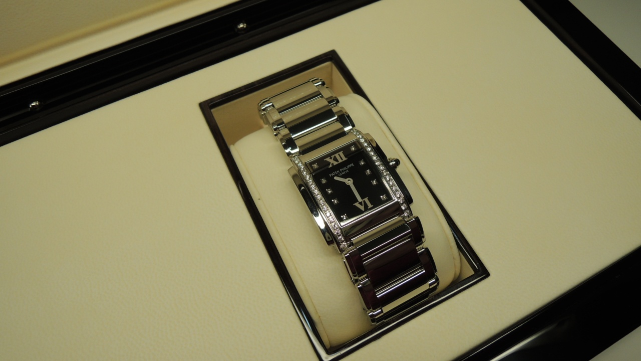 Patek Philippe - A Valentine's Day gift for my beloved wife.