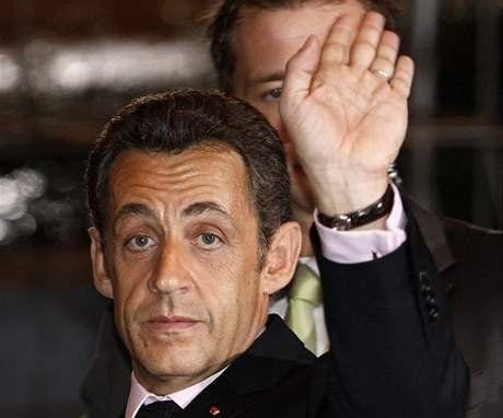 NICOLAS SARKOZY - French president Patek_image.1001591