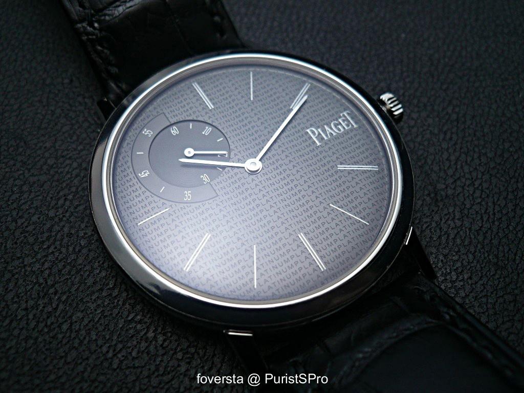 Piaget: Altiplano Platinum Piaget_image.2185828