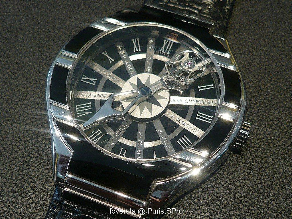 Polo Tourbillon Relatif Paris: une montre admirable. Piaget_image.1146031