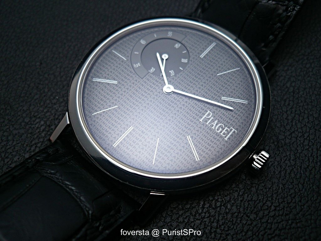 Piaget: Altiplano Platinum Piaget_image.2185833