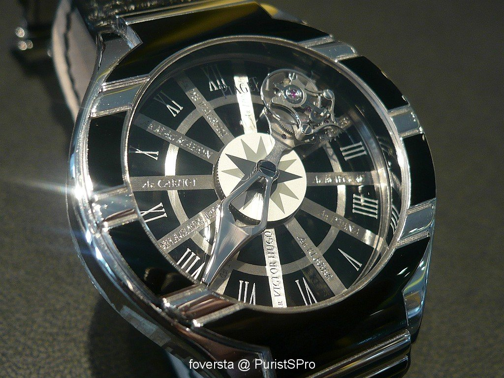 Polo Tourbillon Relatif Paris: une montre admirable. Piaget_image.1146046