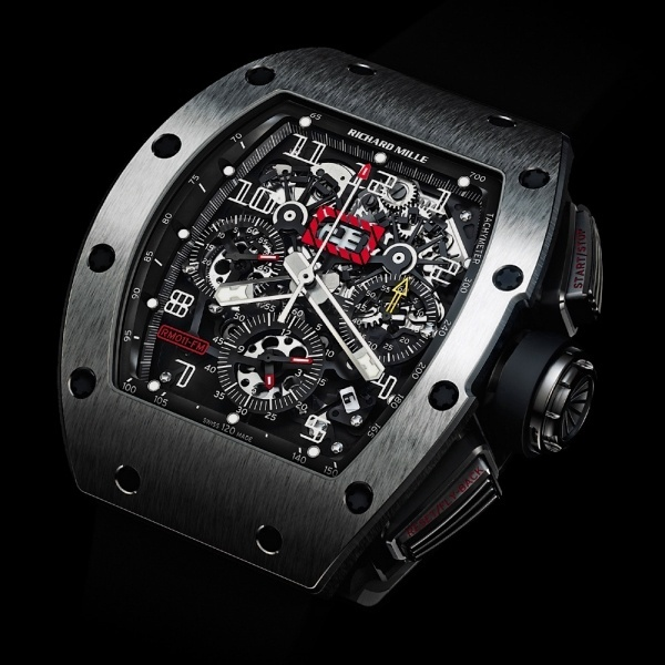 ce1cd7a3e6d Richard Mille - The Richard Mille RM011 Limited Editions inventory ...