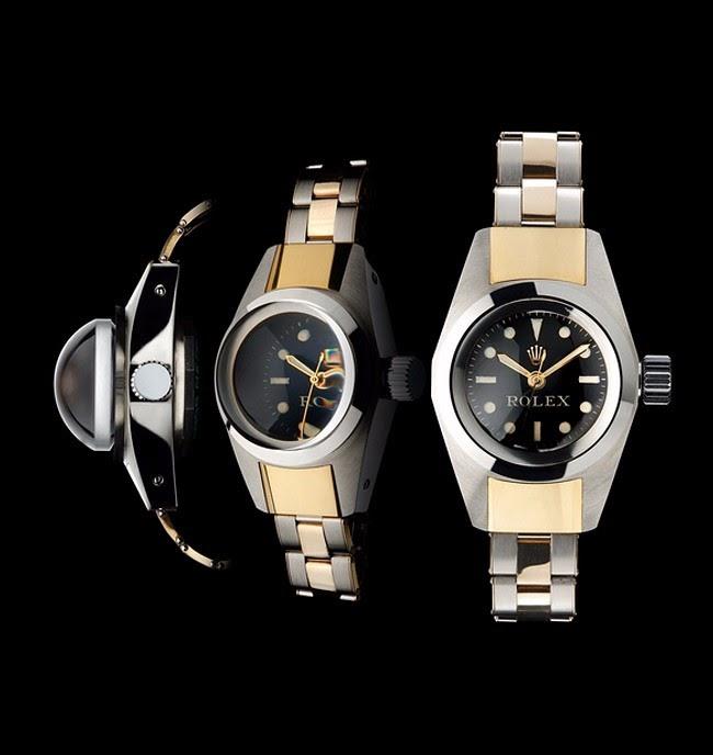 3a1cde36b77 Rolex - Rolex Deep Sea Challenge ( 2012 ).