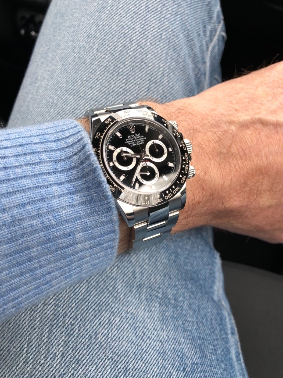 Rolex , Back on my wrist after more than 6 months.