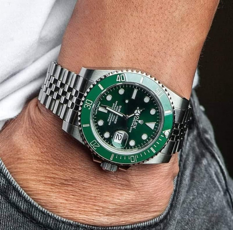 Rolex , Could this be the next Hulk