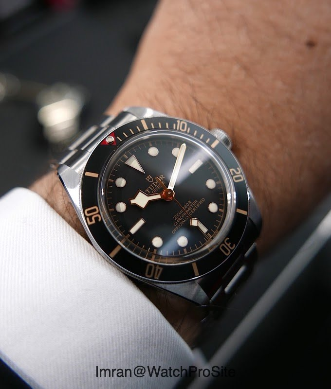 Rolex Tudor Baselworld 2018 Part 1 New Novelties Black Bay Series