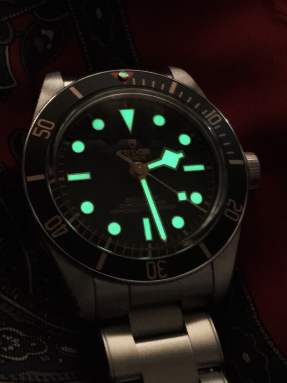 Rolex Tudor Black Bay 58 2nd Attempt