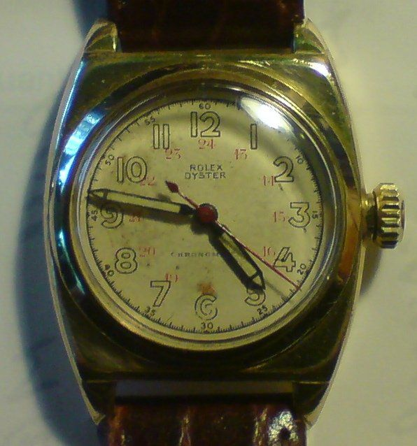 Rolex Old Watch