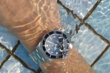 rolex underwater