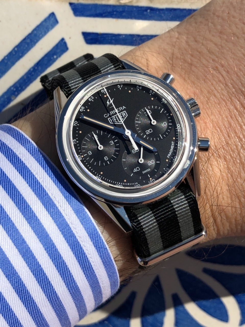 Vos montres en édition limitée et numérotée Tag_6091486