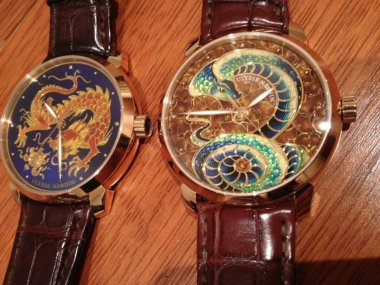 arrival-of-the-serpent-watch-and-a-comparison-between-the-snake-and-dragon-enamel-dials