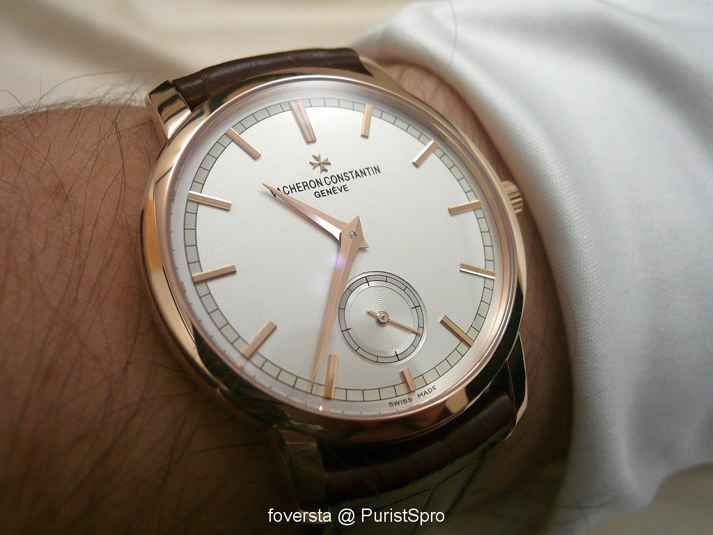 vacheron - A choisir... Rolex Vacheron Constantin Vacheron_image.964111