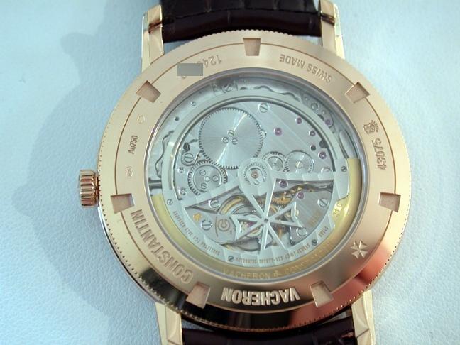 Сколько стоят настоящие часы vacheron constantin