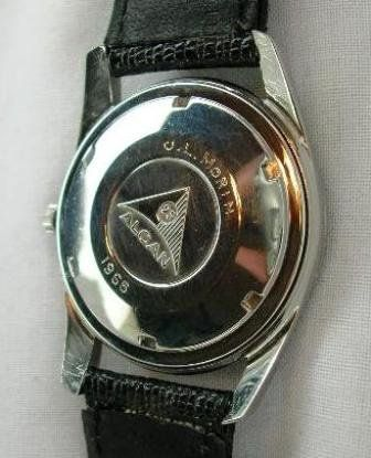 Alcan Presentation Watch, 1966
