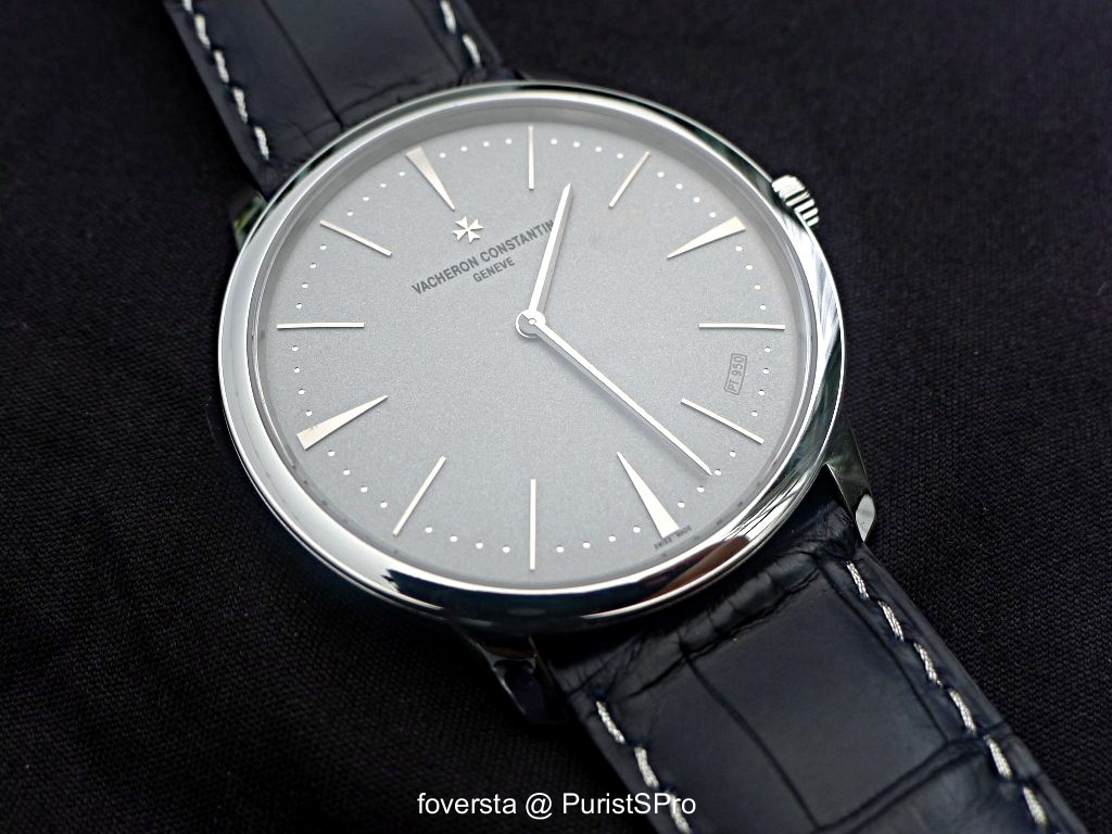 The Patrimony Contemporaine Excellence Platine (42mm)
