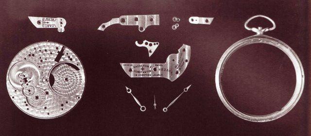 Aluminum Movement Components