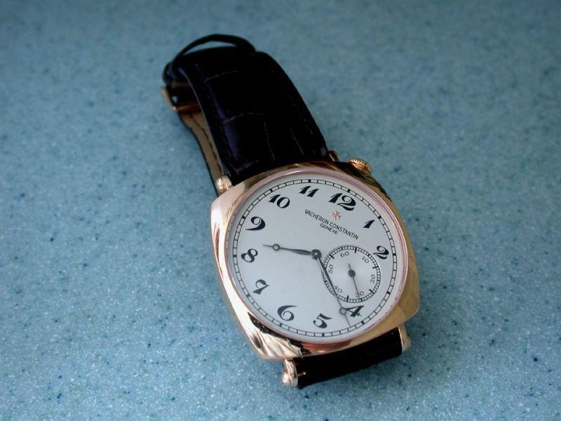 The Longines Avigation Watch Type A-7  Vacheron_image.1857291