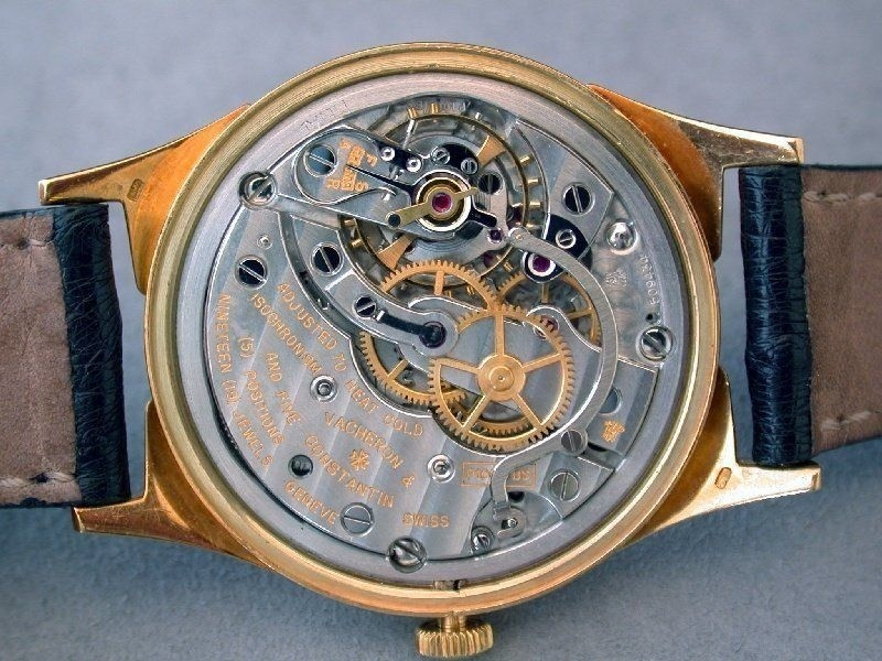 Vacheron Constantin Traditionnelle Collection