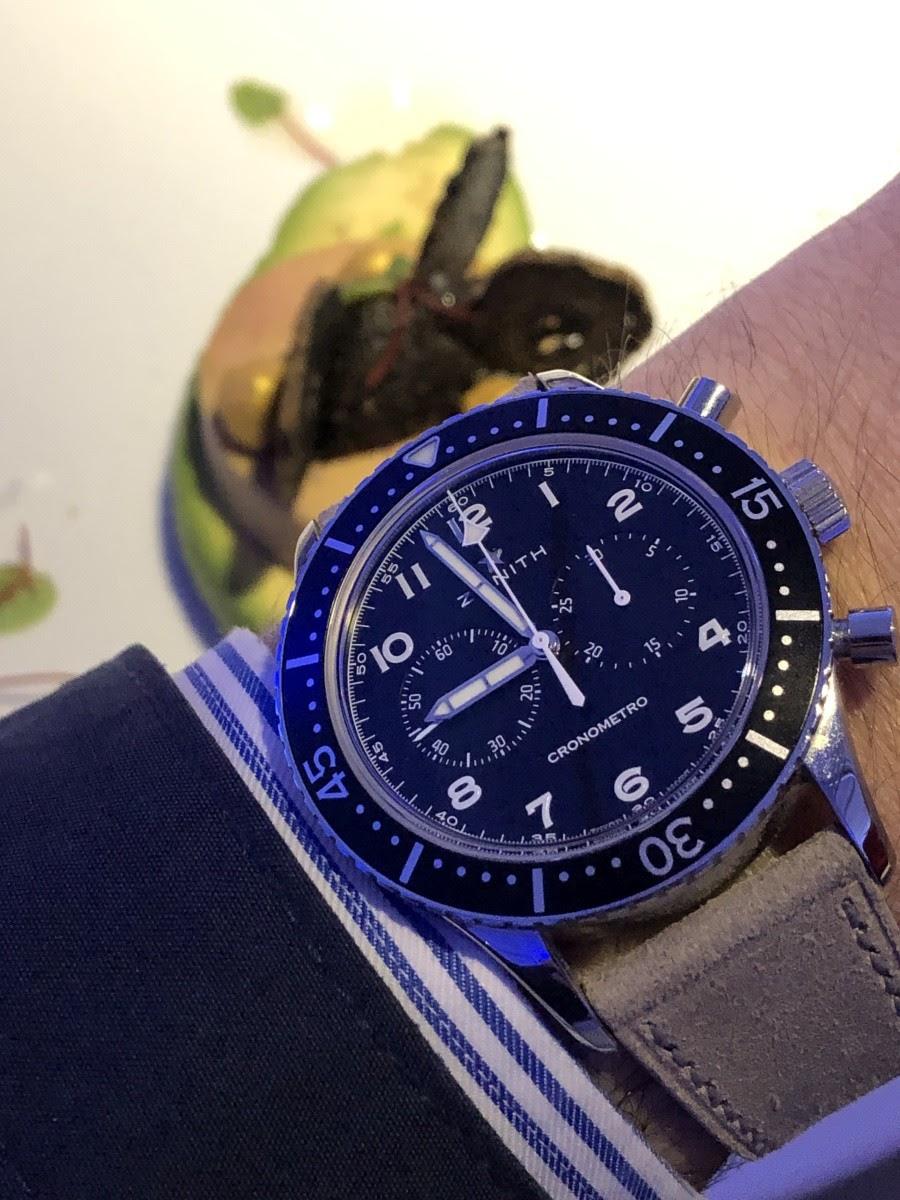 Vos montres en édition limitée et numérotée Zenith_6077506