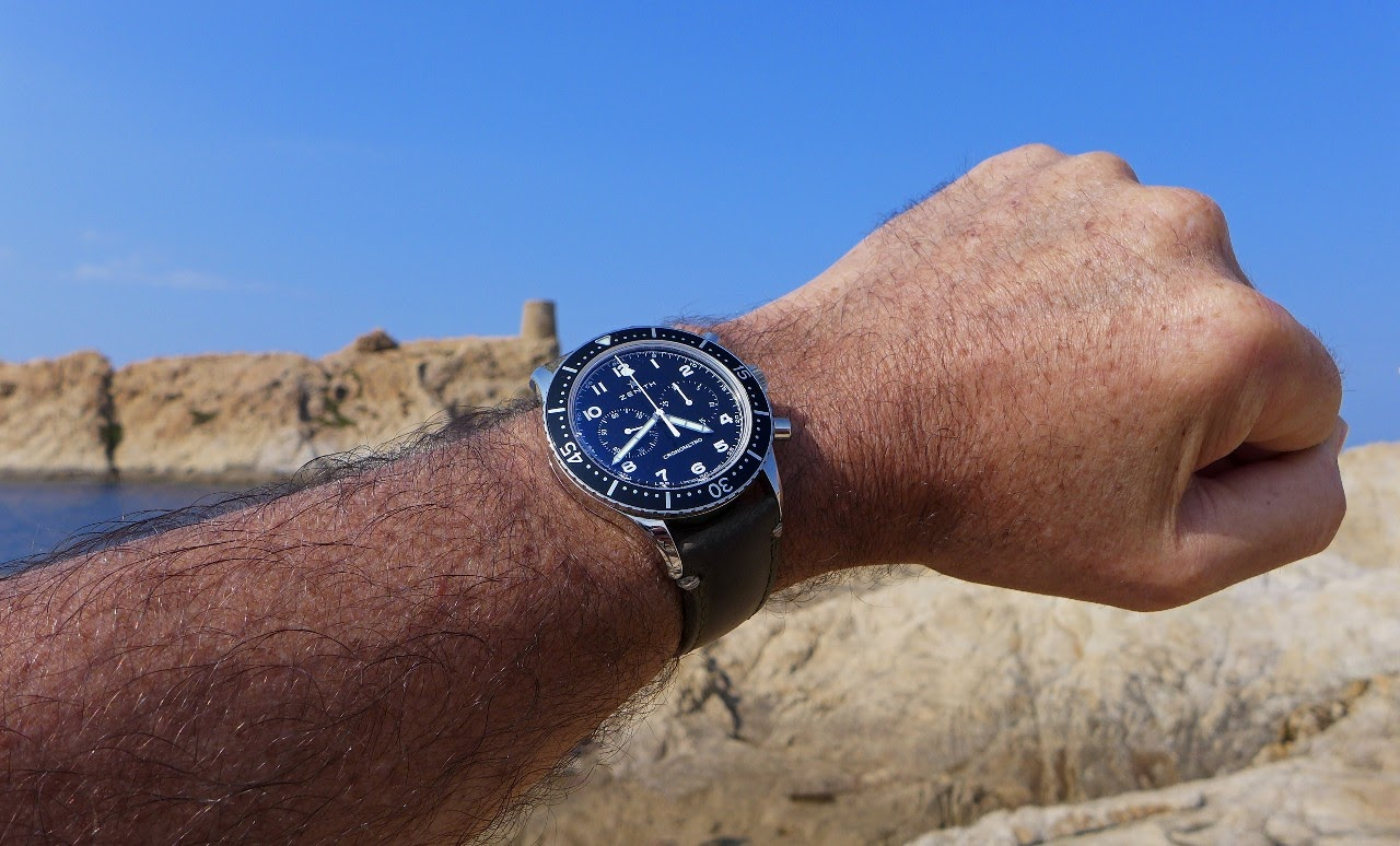 Zenith - Zenith CP2 PuristS 15th Anniversary on holidays
