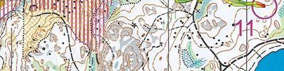 Puiston yömestaruus 2017 Kuusijärvi