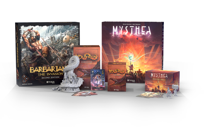 Tabula Games products