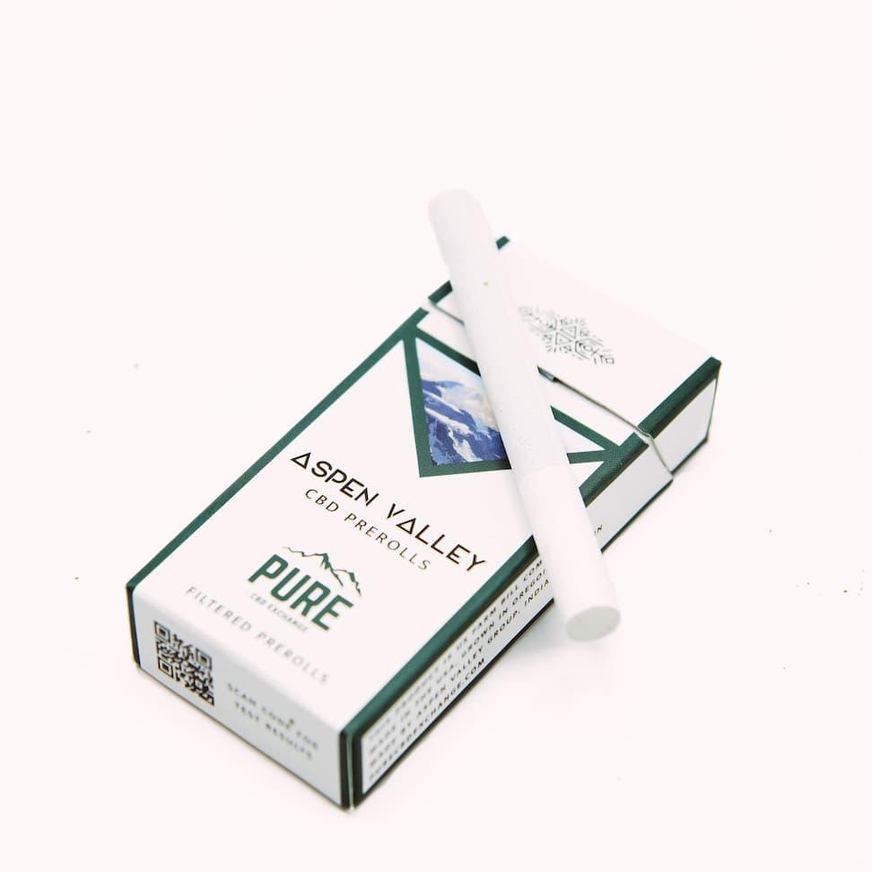 Hemp CBD Cigarettes - Pack of 20