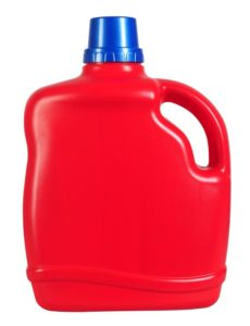 Detergent Bottle (Approved Standard License)