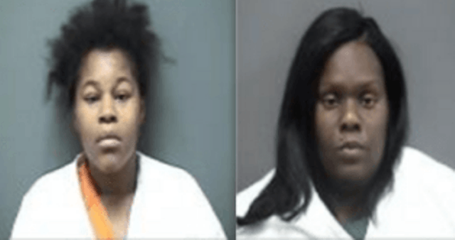 Women Charged with Stealing from Walmart