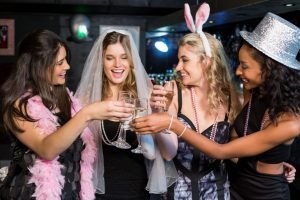 Bachelorette Party in Saratoga Springs