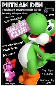 Smash Club at Putnam Place