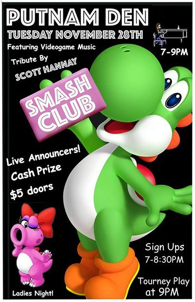 Smash Club at Putnam Place
