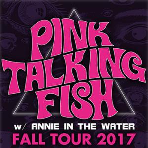 Putnam Place Presents Pink Talking Fish