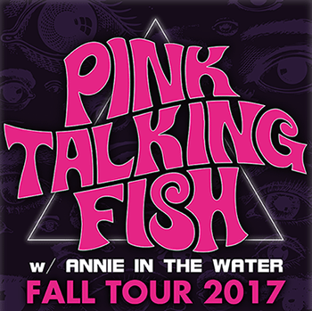 Pink Talking Fish Putnam Place