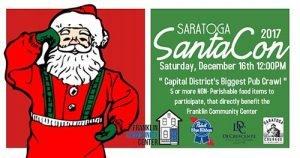 Saratoga SantaCon 2017 Putnam Place